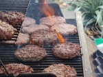 Burger Challenge at Lower Marsh Market - Greensmiths Burgers, flame grilled