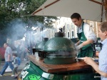 Meatopia UK Launch Party - Big Green Egg, kamado style cookers