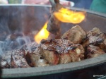 Meatopia UK Launch Party - Flame grilled!