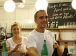 Pizza Pilgrims Launch Party - Aperol Spritz Time!