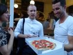 Pizza Pilgrims Launch Party - Pizza Al-Fresco