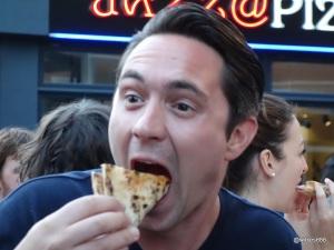 Pizza Pilgrims Launch Party - Pizza Face IV