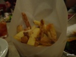 Soho Diner (Preview) - Skin on Fries with aioli