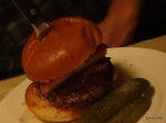 Soho Diner (Preview) - Single Cheese Burger, with pickles