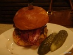 Soho Diner (Preview) - Single Cheese Burger with bacon