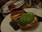 Soho Diner (Preview) - Burger with belly pork and avocado