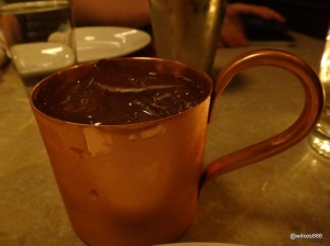 "Soho Diner (Preview) - ""Root To Mule"" Cocktail"