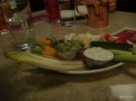 Soho Diner (Preview) - Raw Veg, dips