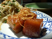 The Begging Bowl - Sticky Orange Pork