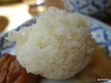 The Begging Bowl - Stick Rice