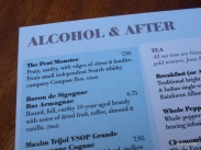"""Whyte & Brown - Impressive aperitifs, includes the Compass Box """"Peat Monster"""""""