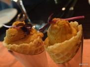 "Benares Restaurant (Mayfair) - ""Chicken Tikka Cone"""