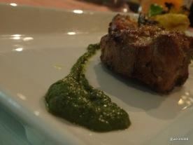 "Benares Restaurant (Mayfair) - ""Tandoori Ratan"" (Fennel Infused Lamp Chop, Mustard Marinated King Prawn)"
