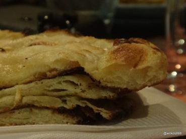 Benares Restaurant (Mayfair) - Great consistency of Naan Bread