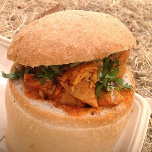 Open East Festival - Bunny Chow