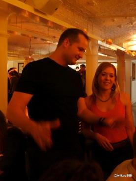 Flesh & Buns - Chef Ross Shonhan & Katy Riddle discuss food