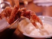 Flesh & Buns - Softshell Crab (Jalapeño Mayo)