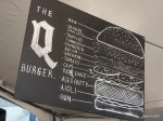 "London Burger Bash - The anatomy of ""The Q Burger"""