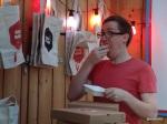 London Burger Bash - Eating Elegantly 101...