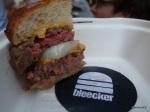 London Burger Bash - 1/4 of a Bleecker Burger!