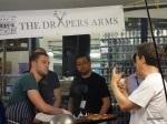 London Burger Bash - The Draper's Arms