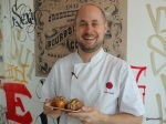 The London Cronut Guide - Senior Sous-Chef Tom Cenci with the Duck & Waffle Dosant