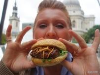 Rentokil Pestaurant - Tasty Bug Burger