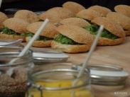 Rentokil Pestaurant - Burger Buns ready... demands was surprisingly high
