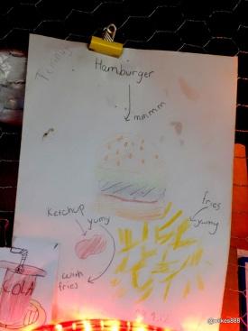 Tommi's Burger Joint - Burger portraits...