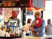 Tommi's Burger Joint - Popular with the locals