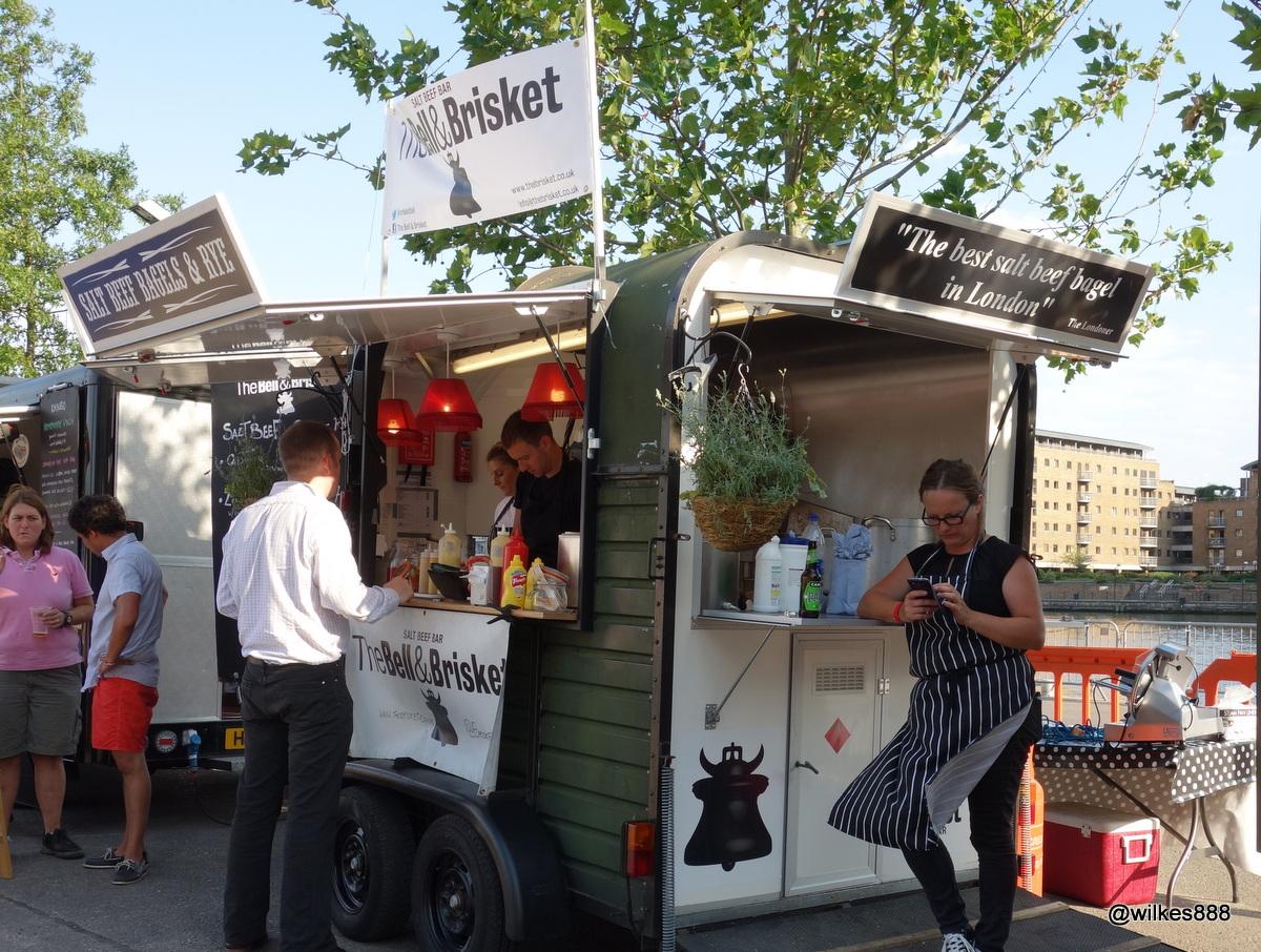food drink truck stop