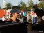 Truck Stop - Celebrity Super Mario visits Bell & Brisket