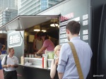 Truck Stop - Bleecker Burger, winners of this week's Burger Bash