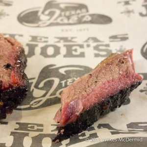 Texas Joe's - Smoked Brisket