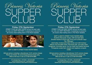 Andy Bates' Supperclub