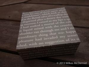 Aubaine Cronut - Poetic Boxes