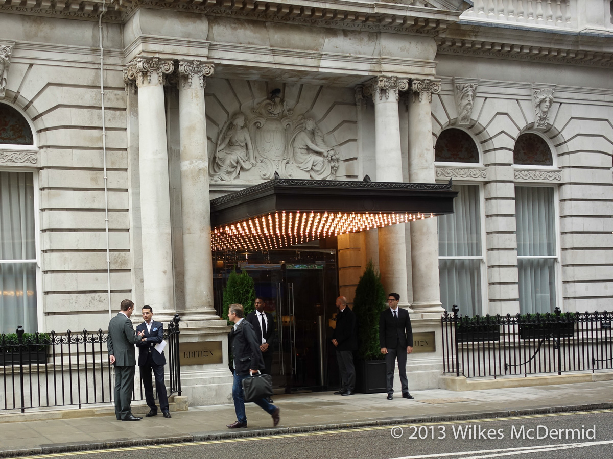 Berners Tavern - At the London EDITION Hotel
