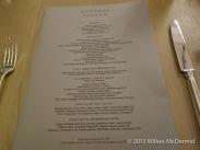 Berners Tavern - Breakfast Menu