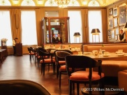 Berners Tavern - Banquette Booth Seating