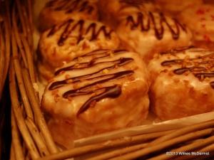 Gregg's Cronut - Caramel & Pecan Greggsnut