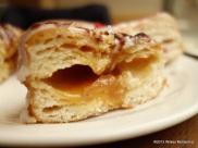 Gregg's Cronut - Caramel filling