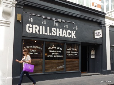 Grillshack - Beak Street, Soho