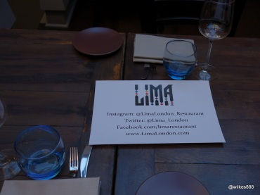 Lima Restaurant London - Social Media Savvy