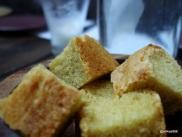 Lima Restaurant London - Bread with side lighting