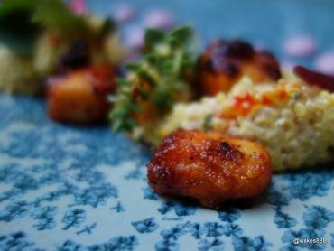 Lima Restaurant London - Octopus Olivio f/1.8