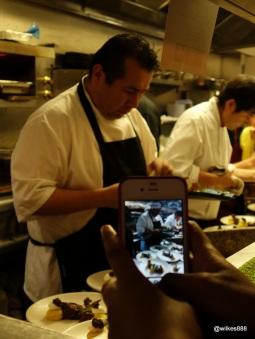 Lima Restaurant London - Kitchen snaps