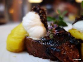 Lima Restaurant London - Beef texture