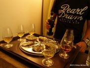 Pearl Dram - The 'Ultimate Adventure' of six half drams with six oysters