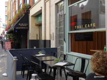 Rosa's Carnaby - Occupies the site of former Thai, 'Mangosteen'