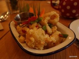 Rosa's Carnaby - Thai Calamari